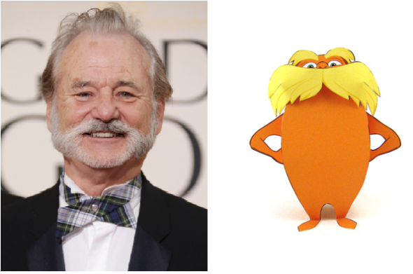 Bill Murray Lorax